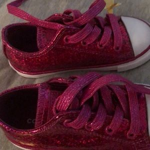 Girls size 8 sneakers NWOT